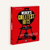 Фото - Книга рецептов Weber's Greatest Hits